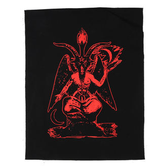 Grand patch Baphomet