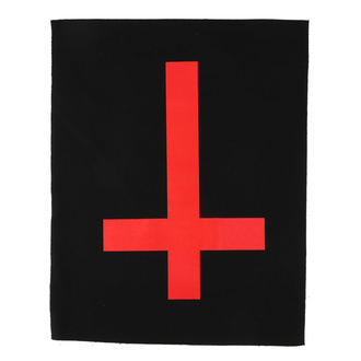 Grand patch Cross rouge