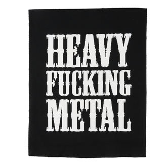 Grand patch Heavy fucking metal- Ekd-181