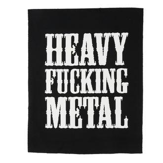 Grand patch Heavy fucking metal- Ekd-181