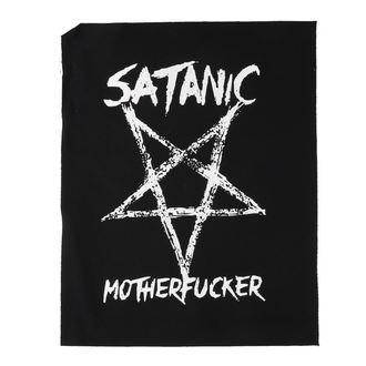 Grand patch satanic motherfucker
