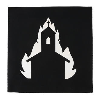 Grand patch Church in flames, NNM