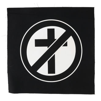 Grand patch STOP Christianisme, NNM