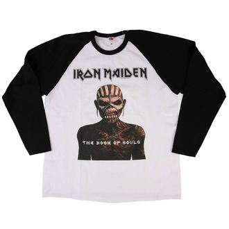 tee-shirt métal pour hommes Iron Maiden - Book Of Souls - ROCK OFF, ROCK OFF, Iron Maiden