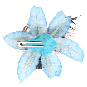 Epingle à cheveux - Flower - Turquise