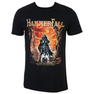 tee-shirt métal pour hommes Hammerfall - Glory To The Brave – 20th Anniversary Edition - NAPALM RECORDS, NAPALM RECORDS, Hammerfall
