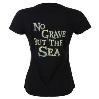 tee-shirt métal pour femmes Alestorm - No Grave But The Sea - NAPALM RECORDS, NAPALM RECORDS, Alestorm