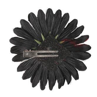 Epingle à cheveux  Crâne - Noir / Rose Arc