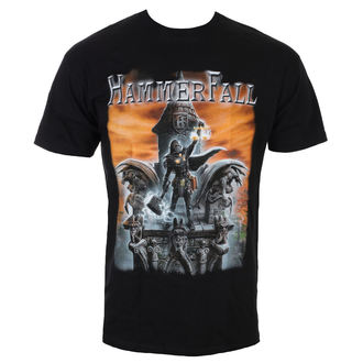 tee-shirt métal pour hommes Hammerfall - Built To Last - NAPALM RECORDS