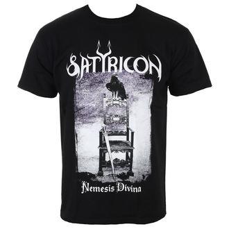 tee-shirt métal pour hommes Satyricon - Nemesis Divina - NAPALM RECORDS, NAPALM RECORDS, Satyricon
