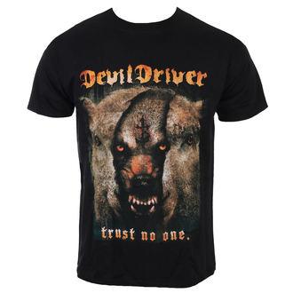 tee-shirt métal pour hommes Devildriver - Trust No One - NAPALM RECORDS, NAPALM RECORDS, Devildriver