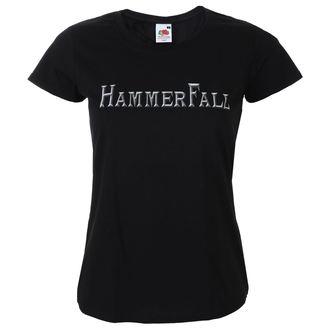 tee-shirt métal pour femmes Hammerfall - Logo - NAPALM RECORDS, NAPALM RECORDS, Hammerfall