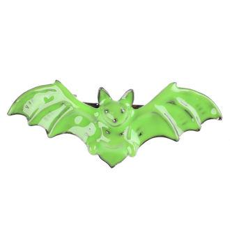 Epingle à cheveux SOURPUSS - Bat - vert