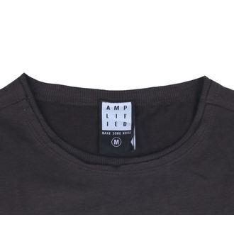 tee-shirt métal pour hommes Rolling Stones - Era Tongue - AMPLIFIED, AMPLIFIED, Rolling Stones