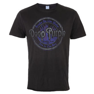 tee-shirt métal pour hommes Deep Purple - Smoke on the Water - AMPLIFIED, AMPLIFIED, Deep Purple