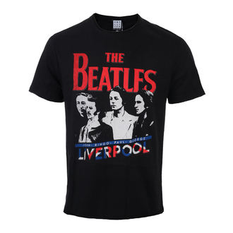 tee-shirt métal pour hommes Beatles - Liverpool - AMPLIFIED, AMPLIFIED, Beatles