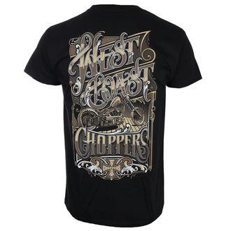 t-shirt pour hommes - LOCK UP - West Coast Choppers, West Coast Choppers