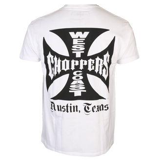 t-shirt pour hommes - OG CROSS ATX - West Coast Choppers, West Coast Choppers