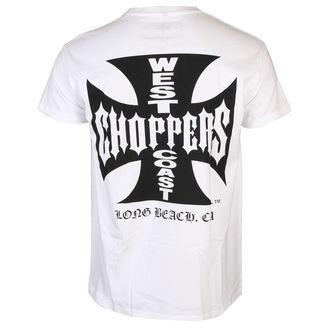 t-shirt pour hommes - OG CROSS - West Coast Choppers, West Coast Choppers
