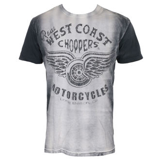 t-shirt pour hommes - REAL - West Coast Choppers