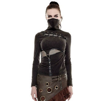 tee-shirt gothic et punk pour femmes - Catacomb - PUNK RAVE, PUNK RAVE