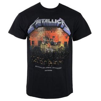 tee-shirt métal pour hommes Metallica - Stockholm 86 - NNM, NNM, Metallica