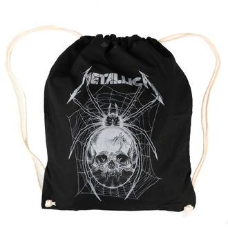 Sac Metallica - Grey Spider Black, Metallica