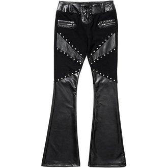 Pantalon femmes KILLSTAR - FREYA - NOIR, KILLSTAR