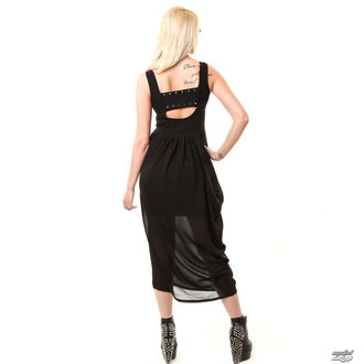 robe femmes VIXXSIN - Misery - Noir - ENDOMMAGÉ, VIXXSIN