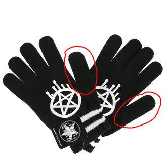 des gants TOO FAST - SPORTY-GRAM GRAFFITI PENTAGRAM - ENDOMMAGÉ, TOO FAST