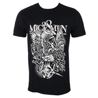 tee-shirt métal pour hommes Of Mice & Men - Eagle - ROCK OFF, ROCK OFF, Of Mice & Men
