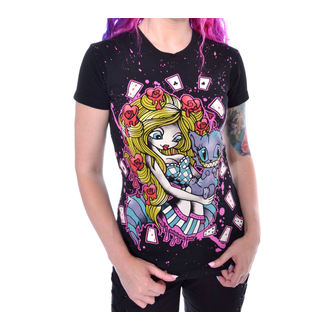 t-shirt pour femmes - ALICE CARDS - CUPCAKE CULT, CUPCAKE CULT