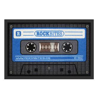 Paillasson Cassette  - Blau - Rockbites, Rockbites
