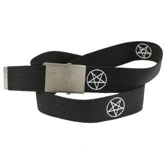 Ceinture Pentacle, BLACK & METAL