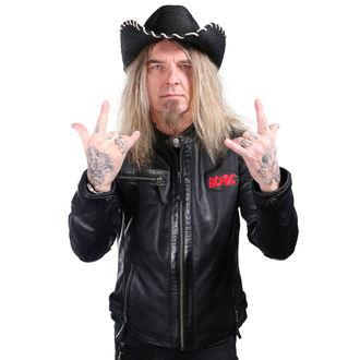 Chapeau WORNSTAR - Hellrider HS Black Rocker Cowboy, WORNSTAR