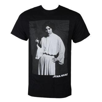 t-shirt de film pour hommes Star Wars - LEIA - LIVE NATION, LIVE NATION