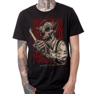 t-shirt hardcore pour hommes - CLOWN - HYRAW, HYRAW