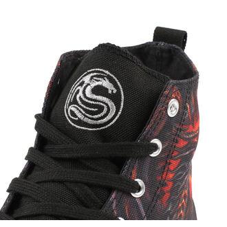 chaussures de tennis montantes pour hommes - DRAGON FURNACE - SPIRAL