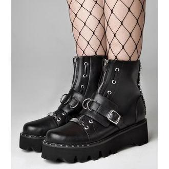 chaussures à semelles compensées pour femmes - BUCKLE - DISTURBIA