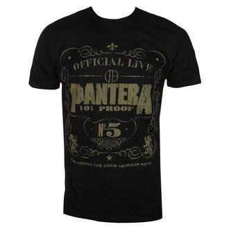 tee-shirt métal pour hommes Pantera - BLK 101 - BRAVADO, BRAVADO, Pantera