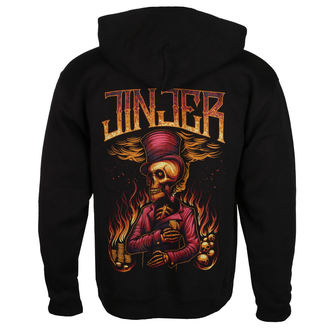sweat-shirt avec capuche pour hommes Jinjer - Cloud Factory - NAPALM RECORDS, NAPALM RECORDS, Jinjer
