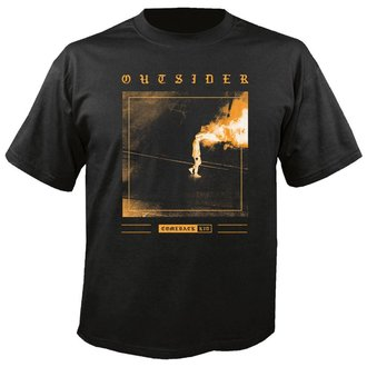 tee-shirt métal pour hommes Comeback Kid - Outsider - NUCLEAR BLAST, NUCLEAR BLAST, Comeback Kid