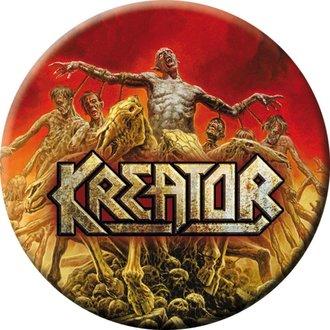 Badge KREATOR - Phantom antichrist - NUCLEAR BLAST, NUCLEAR BLAST, Kreator