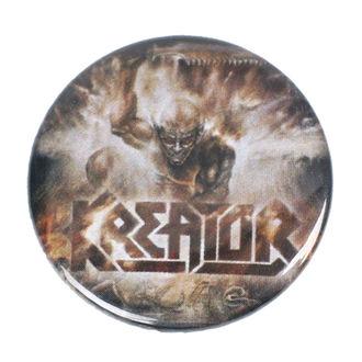 Badge KREATOR - Phantom antichrist - limité - NUCLEAR BLAST, NUCLEAR BLAST, Kreator