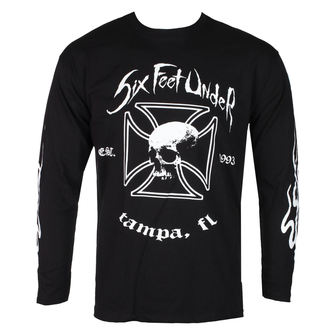 tee-shirt métal pour hommes Six Feet Under - Est. 1993 - NUCLEAR BLAST, NUCLEAR BLAST, Six Feet Under