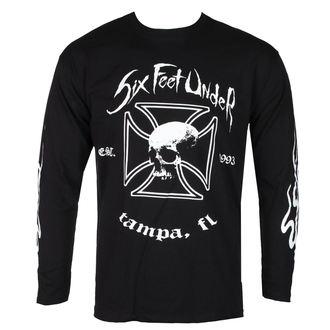 tee-shirt métal pour hommes Six Feet Under - Est. 1993 - NUCLEAR BLAST, NUCLEAR BLAST, Six Feet Under