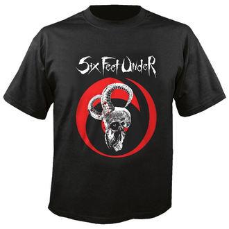 tee-shirt métal pour hommes Six Feet Under - Goatskull - NUCLEAR BLAST, NUCLEAR BLAST, Six Feet Under
