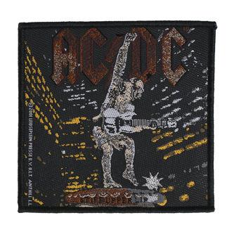 Patch AC / DC - STIFF UPPER LIP - RAZAMATAZ, RAZAMATAZ, AC-DC