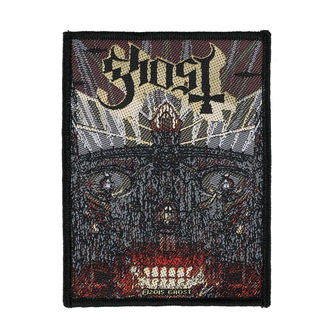 Patch GHOST - MELIORA - RAZAMATAZ, RAZAMATAZ, Ghost