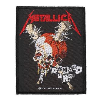 Patch METALLICA - DAMAGE - RAZAMATAZ, RAZAMATAZ, Metallica